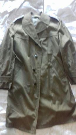 Płaszcz letni oficerski
