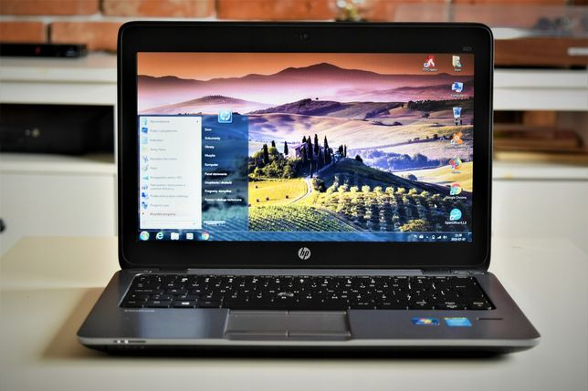 Laptop HP 820 G1|4Gen i5|8GB|256GB SSD|HD4400|Win 7/10/Gwarancja 12 m