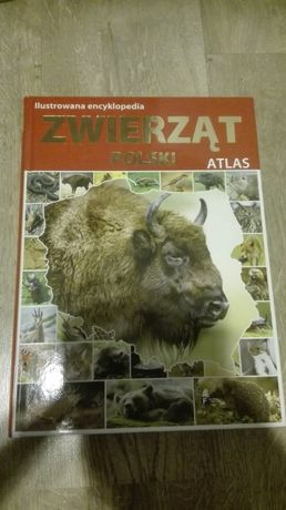 Ilustrowana encyklopedia zwierząt Polski