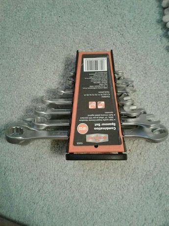 НАБОР  ключей рожково накидной Montero 15405  14 ключей от 6 мм до 24м