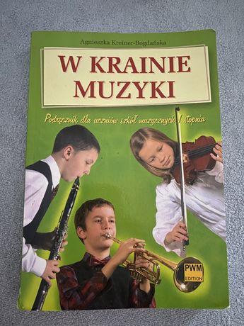 książka 'w krainie muzyki'