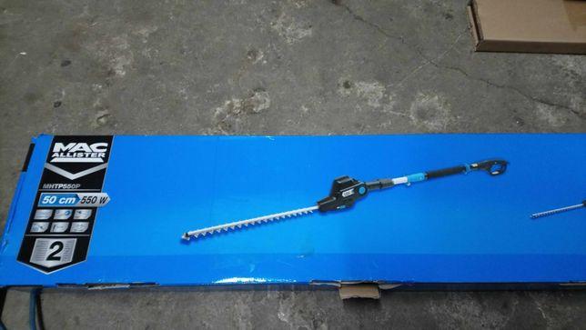 Nożyce elektryczne na wysięgniku 50 cm MACALLISTER 550 W MHTP550P
