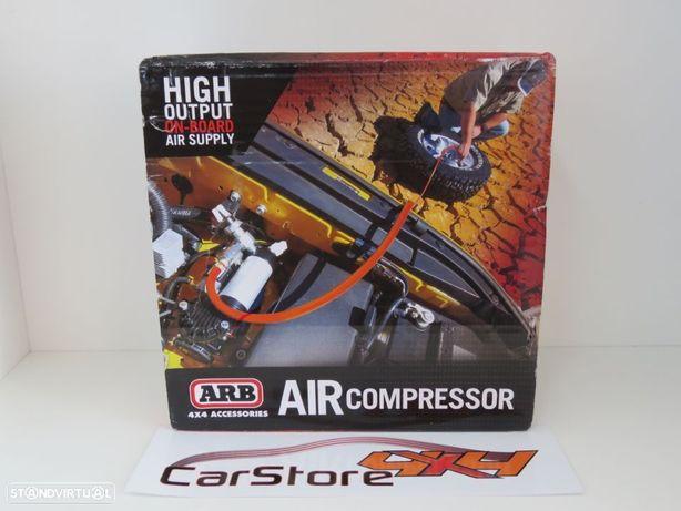 Compressor ar/bloqueio ARB Médio 12V CKMA12