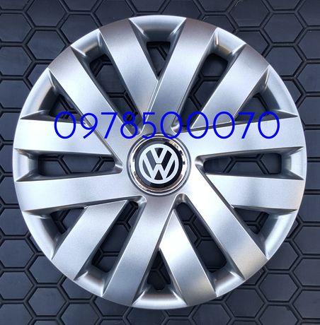 Ковпаки Колпаки Volkswagen модельные Caddy Touran Golf Passat Jetta