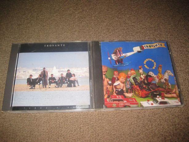 """2 CDs dos """"Trovante"""" Portes Grátis"""