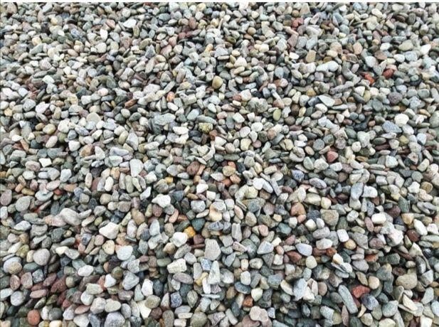 Żwir drenażowy płukany piasek