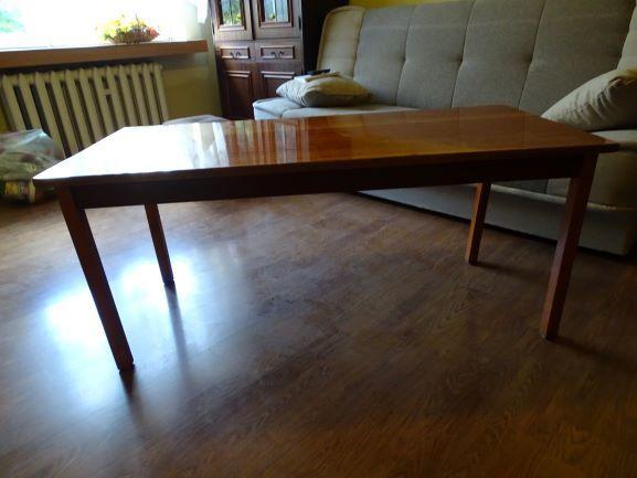 stary stolik prl