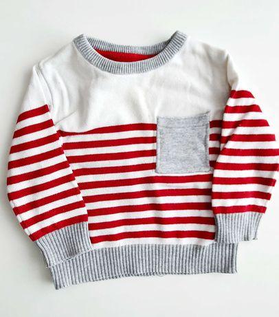 Sweterek chłopięcy roz.74