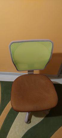 Sprzedam fotel, krzesło młodzieżowe pod biurko,gamingowe, regulowane,