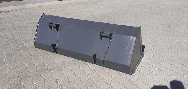 Łyżka trapezowa 2,0m Mailleux Metal Technik Inter-Tech STRUK