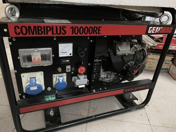 Бензиновый генератор Genmac Combiplus 10000RE