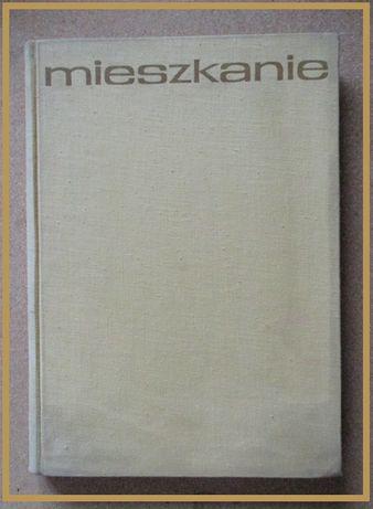 MIESZKANIE - J.Maass, M.Referowska/design,wnętrza,meble,PRL