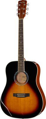 NOWA Gitara akustyczna Harley Benton D-120VS