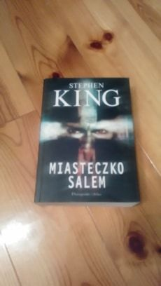 Spethen King: Miasteczko Salem