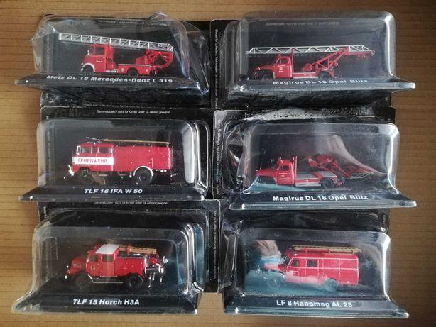 Miniaturas de bombeiros