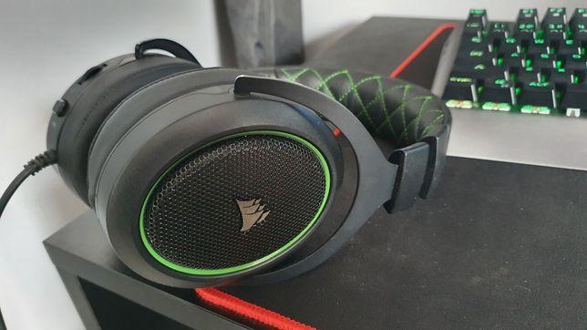 Słuchawki corsair hs50 pro bez mikrofonu