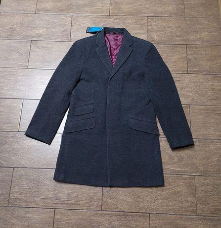 Пальто,мужское пальто Brooks,Zara p M
