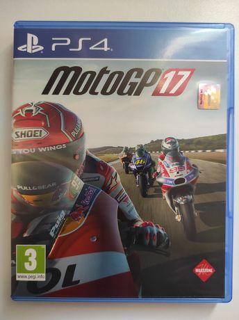Jogos PS4 MotoGP 17