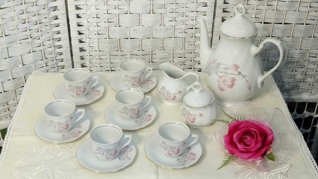 Przepiękny serwis porcelany Książ dla 12 osób