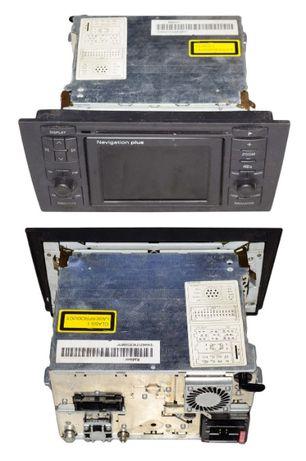 Магнитола штатная AUDI A6 97-04 / Ауди 4B0035192K