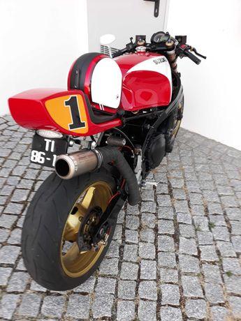 Café Racer suzuki 1100