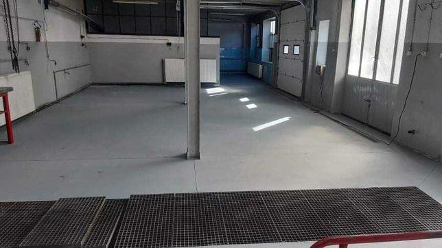 Hala, magazyn, lokal produkcyjno-usługowy pow. 150 m2