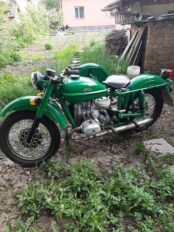 Мотоцикл урал можливий торг