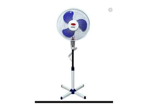 Напольный вентилятор WX 1612, компактний, зручний у використанні