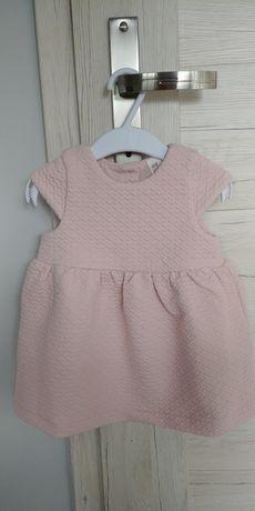 Nowa sukienka H&M r.74