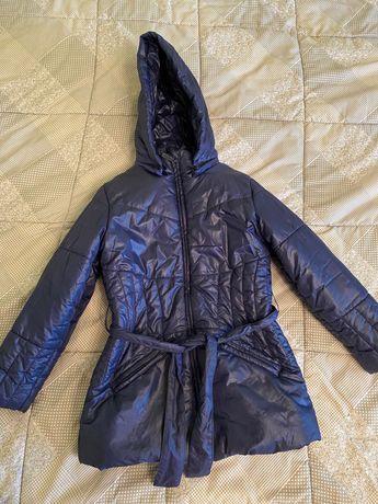 Куртка демисезонна синтепон для дівчинки