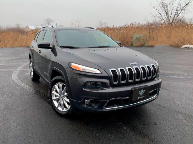 2015 Jeep Cherokee Limited (Продам Авто)