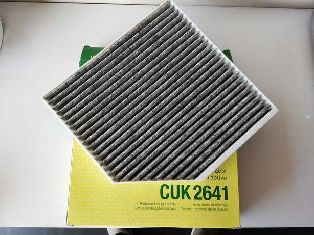 Filtr Kabinowy do Audi A6C7 MANN CUK2641