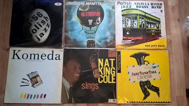 płyty winylowe Jazz gramofon