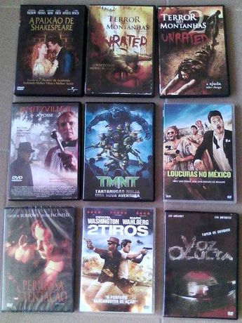 lote de dvd's, alguns com alguma raridade (2)