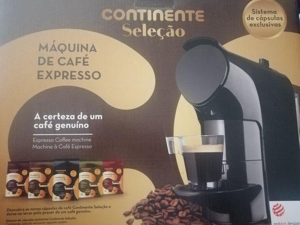 Máquina de Café continente Seleção