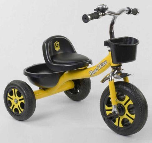 Велосипед Best Trike 3х колесный ! Все цвета в НАЛИЧИИ !
