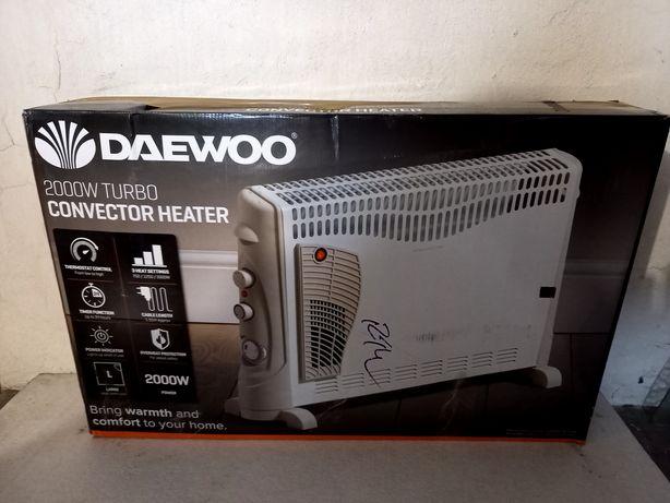 Grzejnik elektryczny Daewoo 2000W Nowy
