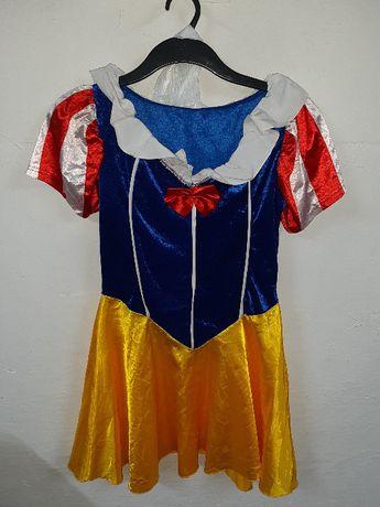 strój karnawałowy kostium Śpiąca Królewna roz. S, M,L/XL