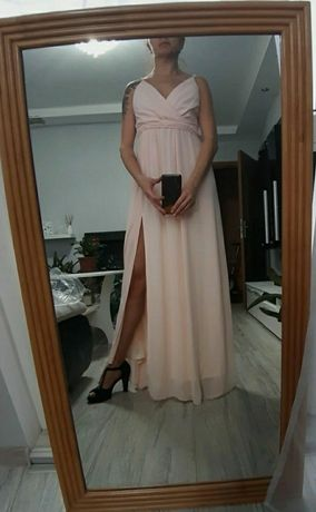 Długa suknia / ślub / wesele
