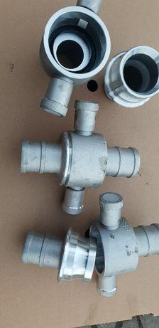 szybkozłącze do wody hydrant aluminium 2 cale samiec samiczka BS336