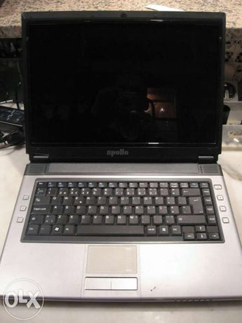 Portátil/ laptop apollo stlyle-note mod. m66sru