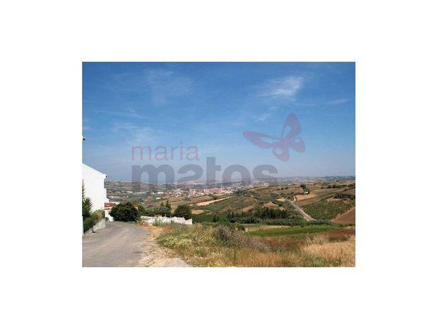 Terreno agrícola junto à povoação com vista para o mar e ...