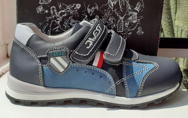 Туфли кроссовки  Фламинго 19,7 см стелька 32р.