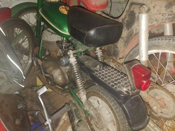 Motoryka z silnikiem shl 175. Wsk / romet/ ogar/ wfm / junak / pegaz