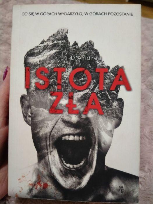 Istota zła, Luca D' Andrea Rumia - image 1
