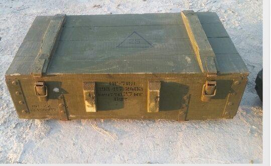 Армейские ящики в Малиновке(цена от 10 шт)