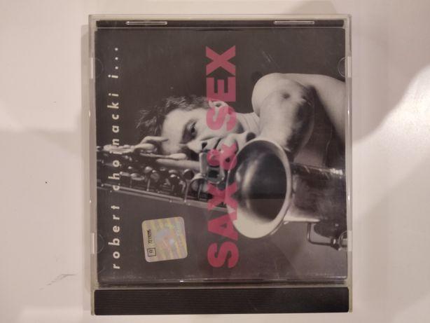 Sax & Sex Robert Chojnacki i ...  Rok wyd. 95r