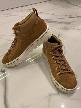 Sneakersy , botki SKÓRA NAT. firmy Skechers