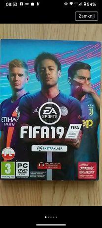 Gra PC FIFA 19 jak nowa