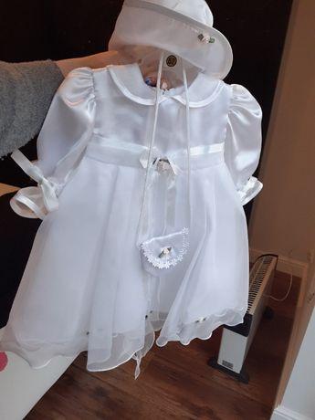 Sukieneczka do chrztu r.62